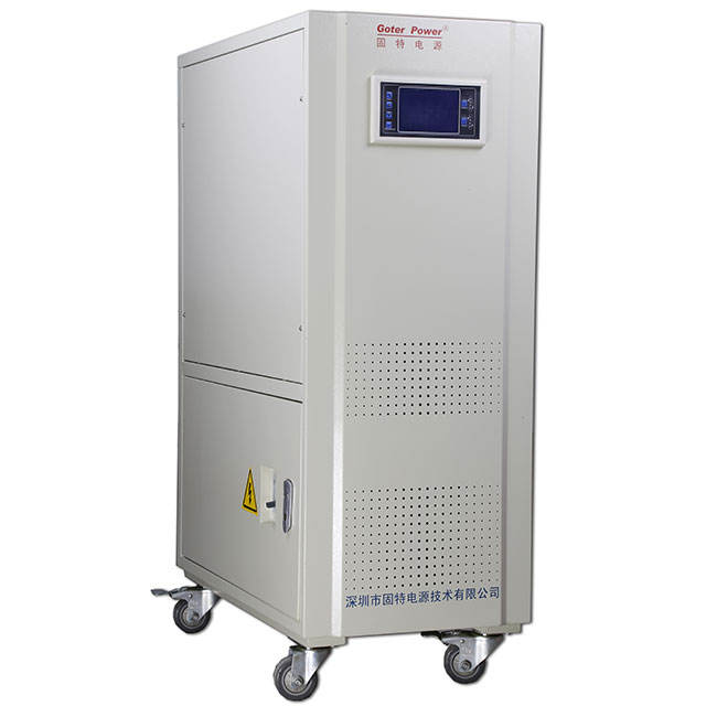 Top Kualitas 3 Phase Voltage Stabilizer 3 Phase Otomatis SVC 22.5KVA AVR Automatic Voltage Regulator