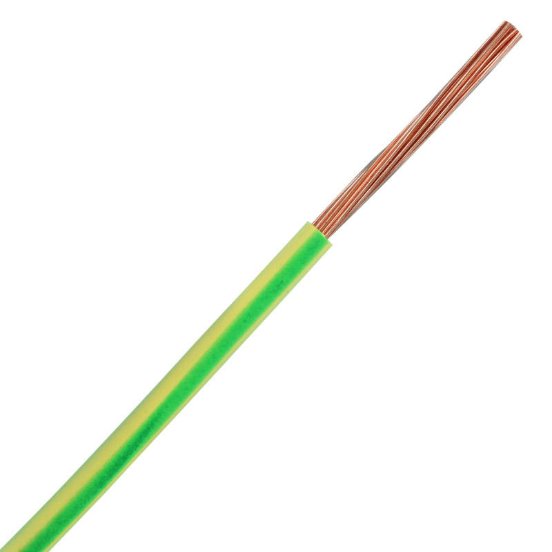 Copper Core PVC Insulated Electrical Cable THHN Wire THW Wire