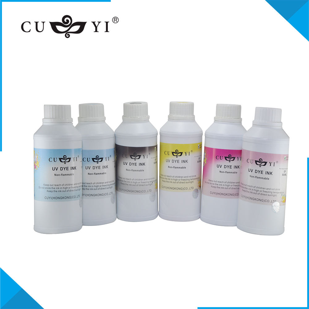 CUYI Dye Ink For Epson 500ML Printer ink Sublimation ink