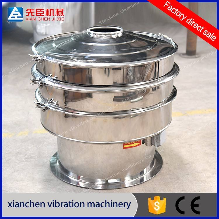 Vibrating Screen 304 Stainless Steel Vibratory Sieve Machine/vibrating Screen/food Vibratory