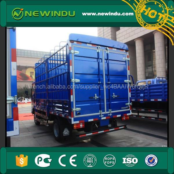 Électrique 6x4 SINOTRUCK 25ton Cargo Camion