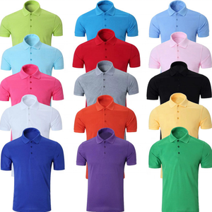 Men's Polo Shirt in Green Color, OEM or ODM Orders are Accepted