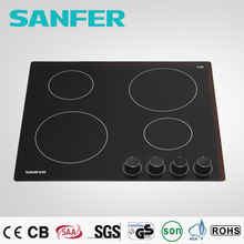 Sanfer 60cm ceramic glass induction cooker cooktop for gas stove