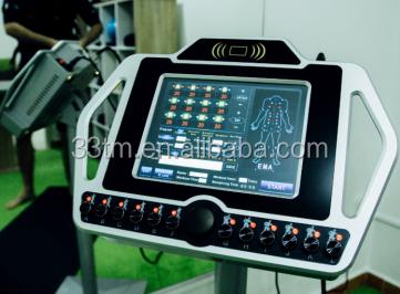 Идеальный Результат Тренировки/EMS фитнес-машина с курткой для обучения