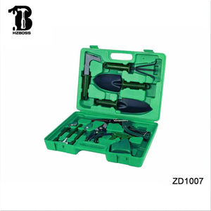 10 pz Bonsai garden tool set
