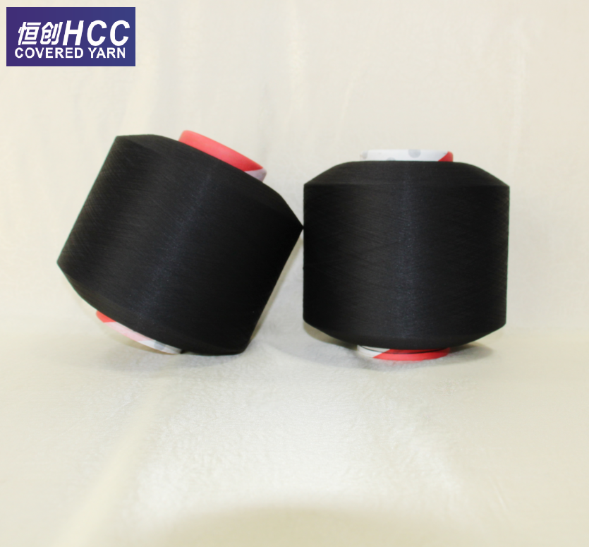 High tenacity core spun yarn with low price for Knitting Weaving