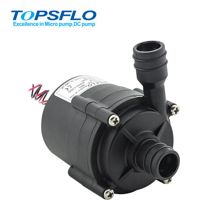 TOPSFLO TL-C01 12v 24v centrifugal electric brushless dc mini water pump