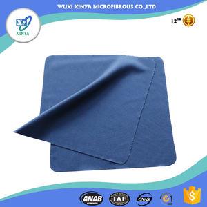 Beliebte mikrofaser clenaing tuch 350gsm blau für polyurethan