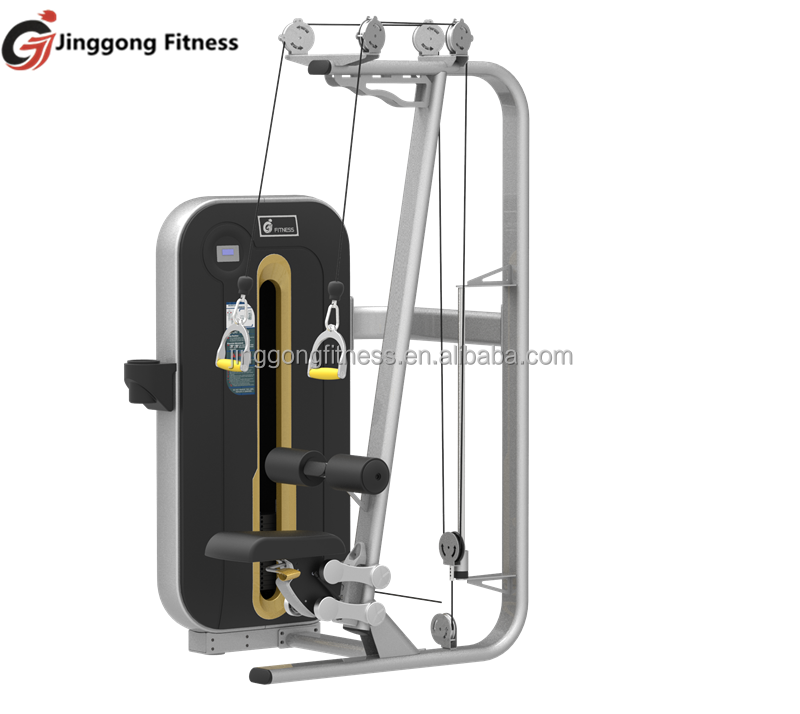 2018 new arrival Fitness Equipment Gym Lat Pull Down Equipment