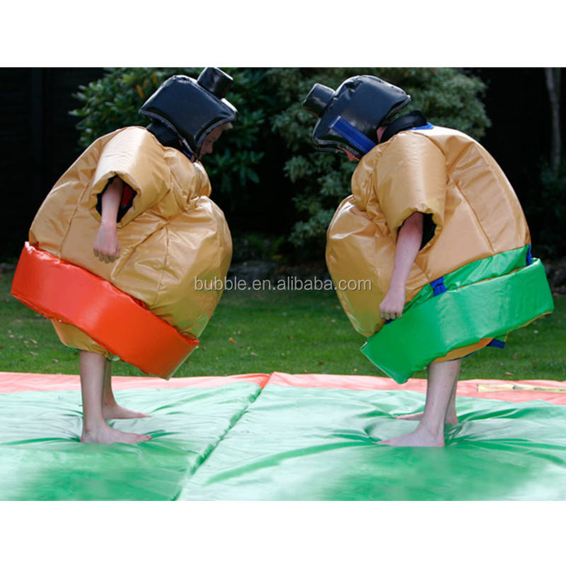 Sumo Suits, Japanese Sumo Wrestling Suits, Foam Padded Kids Sumo Suits