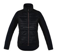 New fleece jacket for horse riding