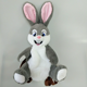 Rabbit backpack bag plush toy bag toys for children baby backpack for kindergarten