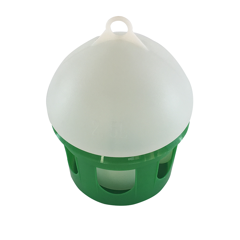 quail waterer/bowl poultry chicken bell drinker quail waterer/bowl