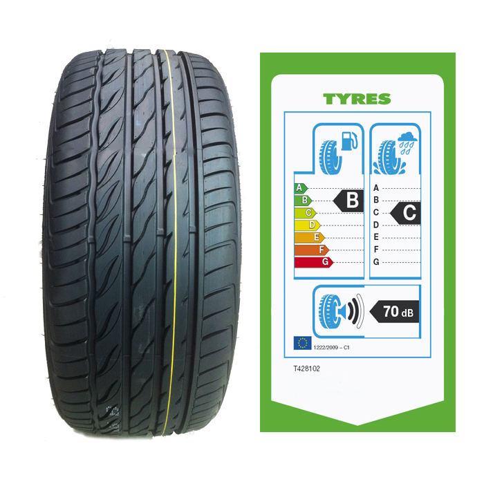 225/35R19 UHP lốp
