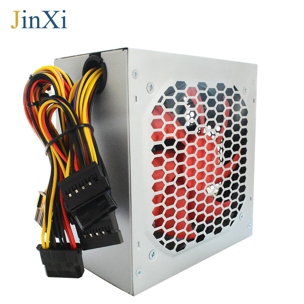 Low price manufacturer direct wholesale 80mm 120mm fan size 220V 230V Micro ATX computer power supply