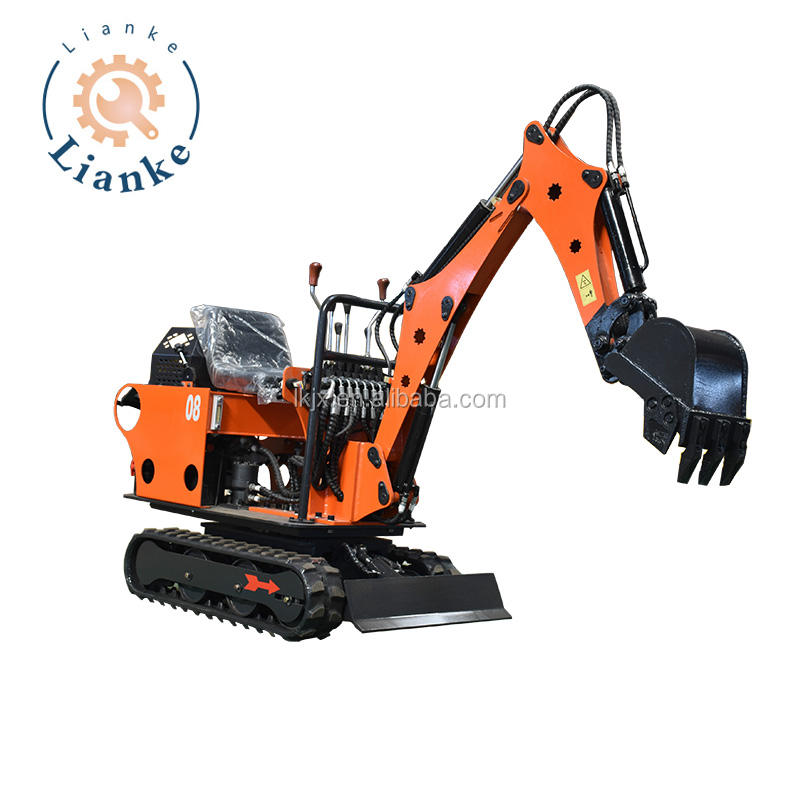 New Design Various Ce EPA Approved Mini Excavator