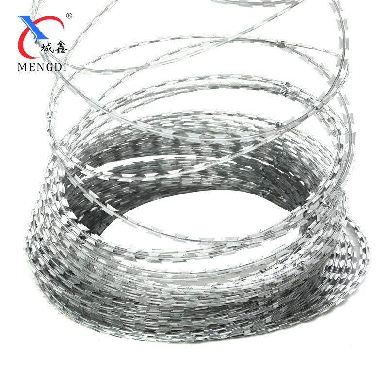 Antique Barbed Wire/Contertina Razor Barbed Wire for fencing