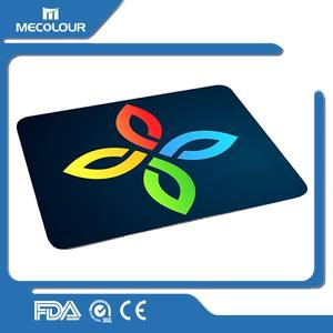 Mecolour Create Round Custom Gaming Mouse Pad with Printed Logo