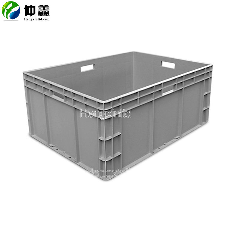 600*800*340mm Fruit / Vegetable Plastic Turnover Box,bread plastic crate