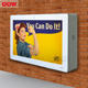 China products network lcd china video wall outdoor table top advertising display