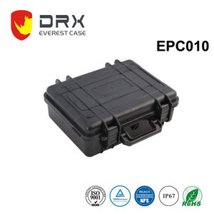 IP67 OEM/ODM ABS carrying robuuste waterdichte hard plastic militaire wapens case