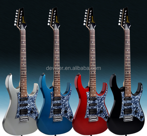 Whoelsale Musical Instruments high quality Chinese cheap ST Electric Guitar