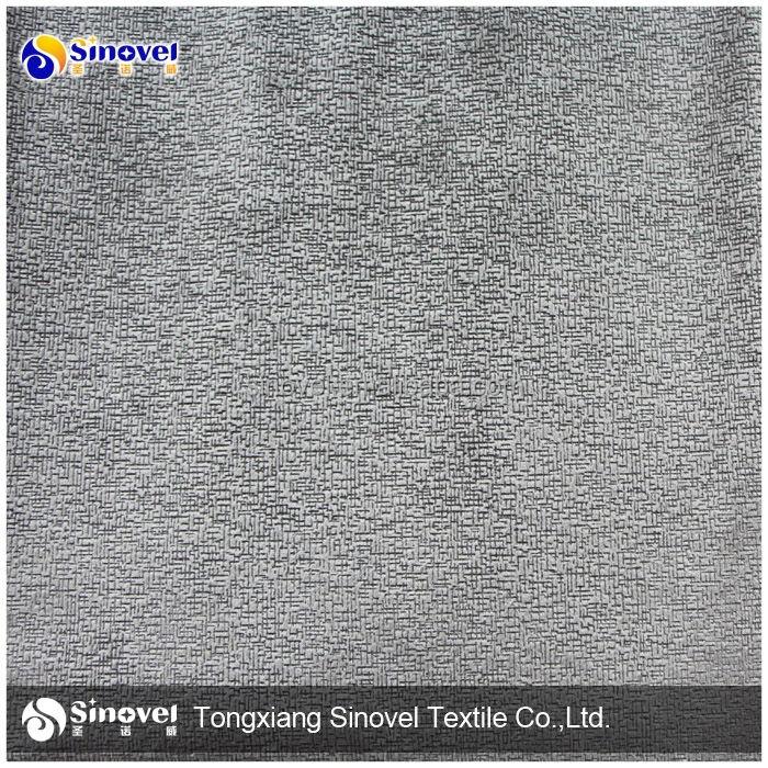 Sıcak satış 100% polyester burn out koltuk kumaş yumuşak <span class=keywords><strong>velboa</strong></span> kumaş