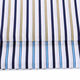 Wholesale stock lot men's shirts textiles striped custom printed cotton woven fabric