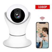 Security Camera WiFi IP Camera HD Home Wireless Baby/Pet Camera with Cloud Storage Two-Way Audio Motion Detection Night Vision