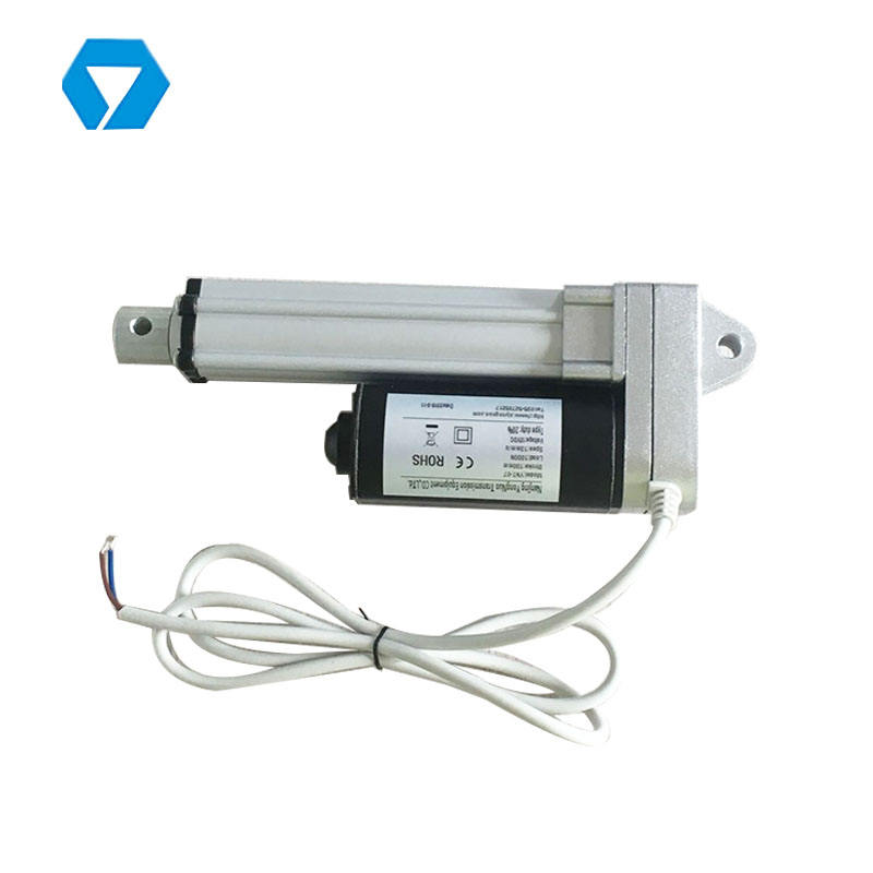 300mm 12 v dc Metal gear linear actuator 1000n