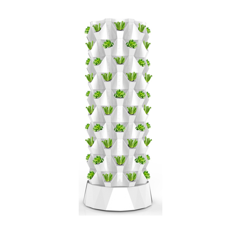 pineapple aeroponic tower