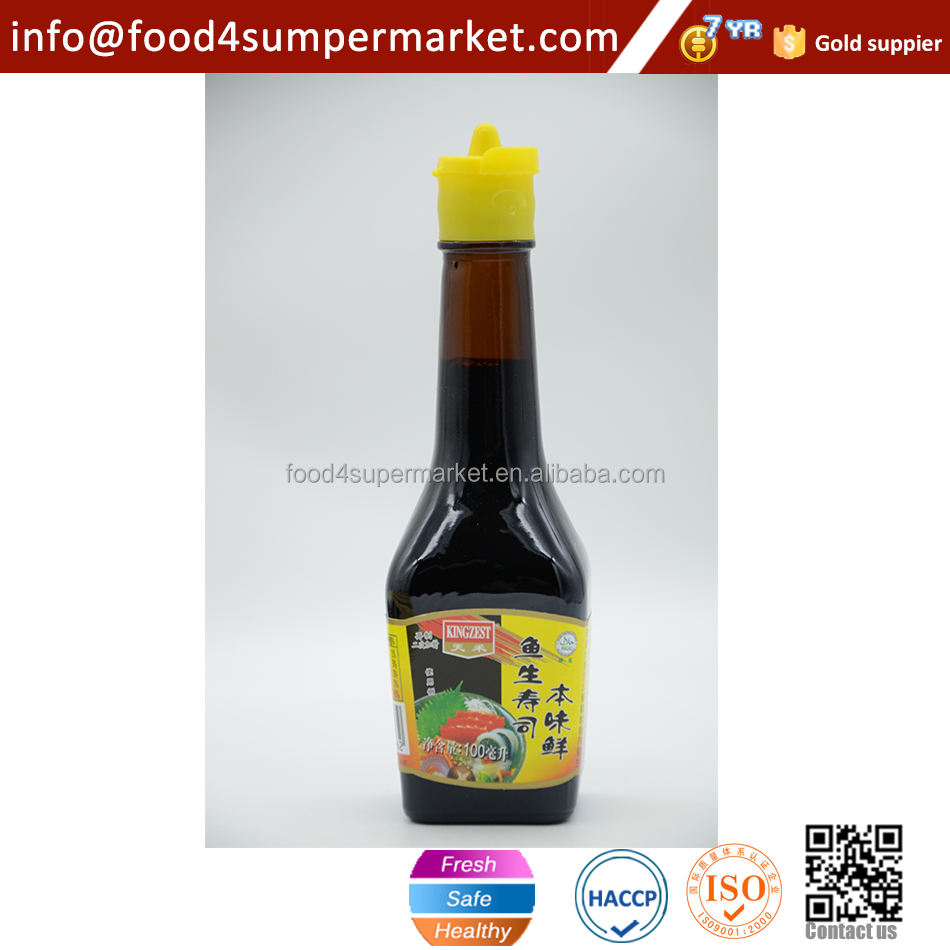 Seasoned sushi Vinegar 100ml Supermarket wholesale bulk rice vinegar