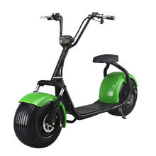Nzita mountain fat tire 60v electric scooter 1000w city coco bike
