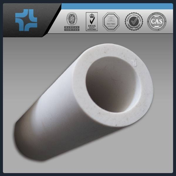 100% virgin PTFE moulded lined pipe / tube