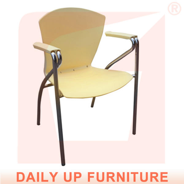 chaise empilable en chine mobilier de chambre versatile chaise de fer pour le balcon