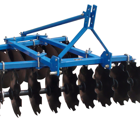 Kubota Hydraulic Farm Tractor 3 Point Offset Disc Harrow For Sale