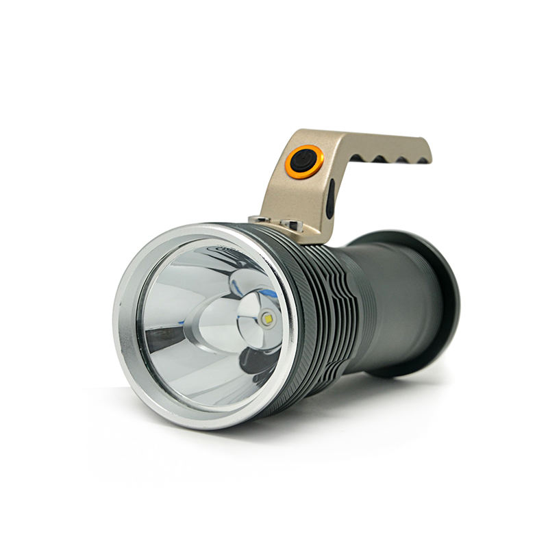 Night Jacht Product Aluminium Led Zaklamp 50000 Lumen Emergency Zaklamp Zaklamp Led Zaklamp Met Lader