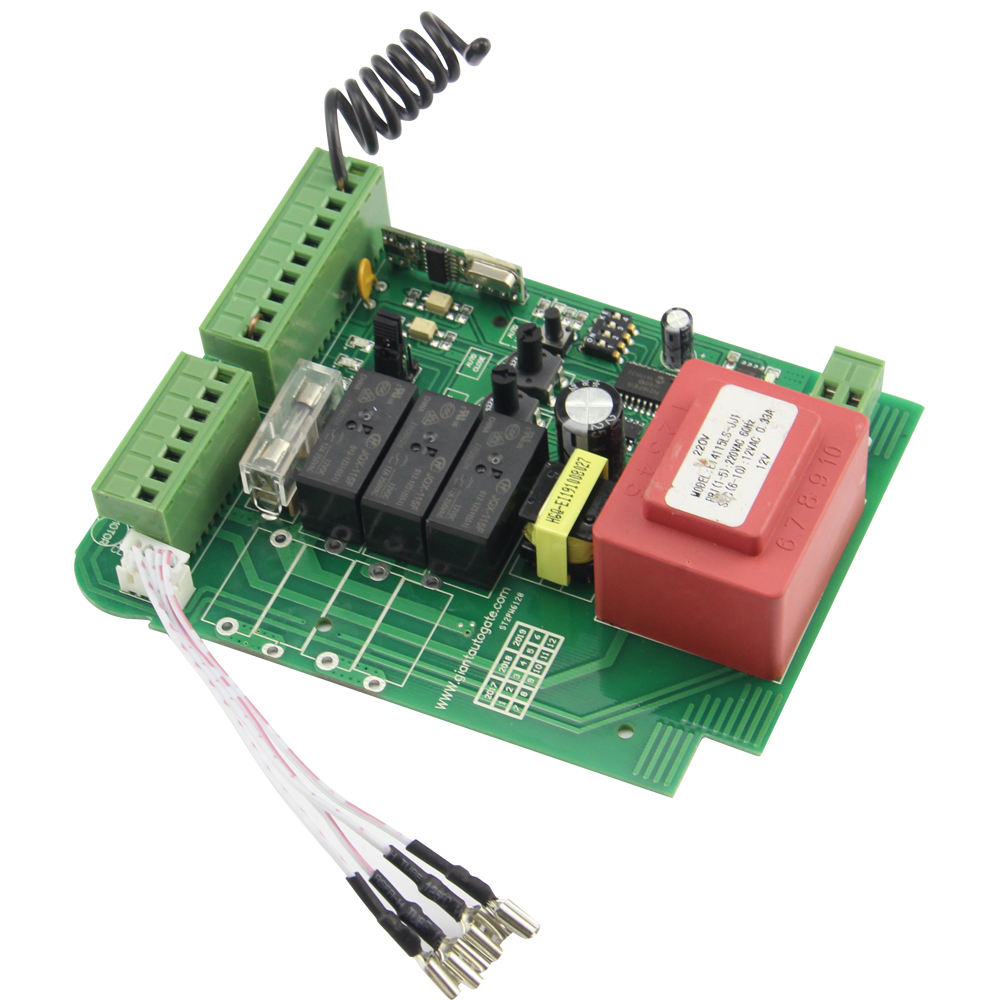 China Universal Electronic AC High Quality Sliding Gate Control Board