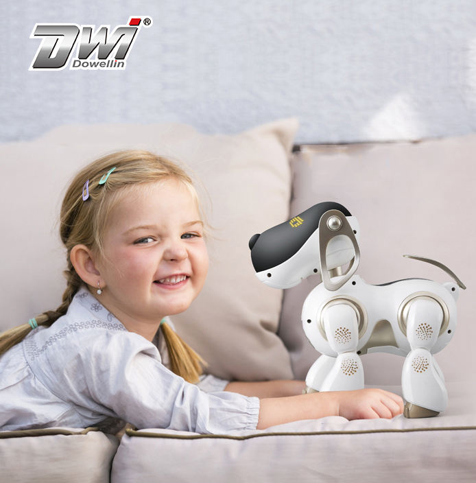 DWI Active Companion Touch Program Smart AI Robot Intelligent for Kids