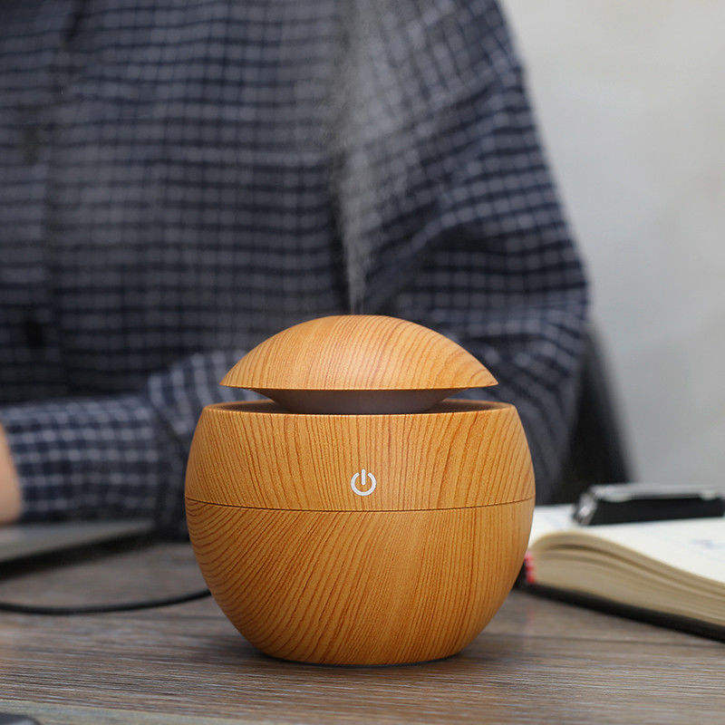 Ultrasonic Cool Mist h2o portable Humidifier Aroma Diffuser scent machine