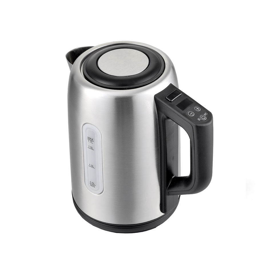 2019 hot sale digital electric kettle, adjustable temperature electric kettle