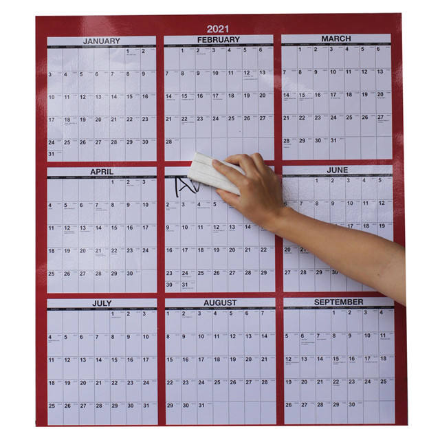 Di qualità superiore impermeabile Dry Erase <span class=keywords><strong>Calendario</strong></span> Da Parete Mensile <span class=keywords><strong>Calendario</strong></span> Cancellabile <span class=keywords><strong>calendario</strong></span>