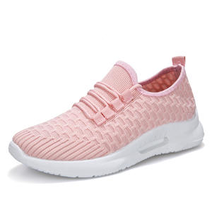 wholesale pink OEM sneakers for women shoes sport men running womens shoes and sneakers 2018