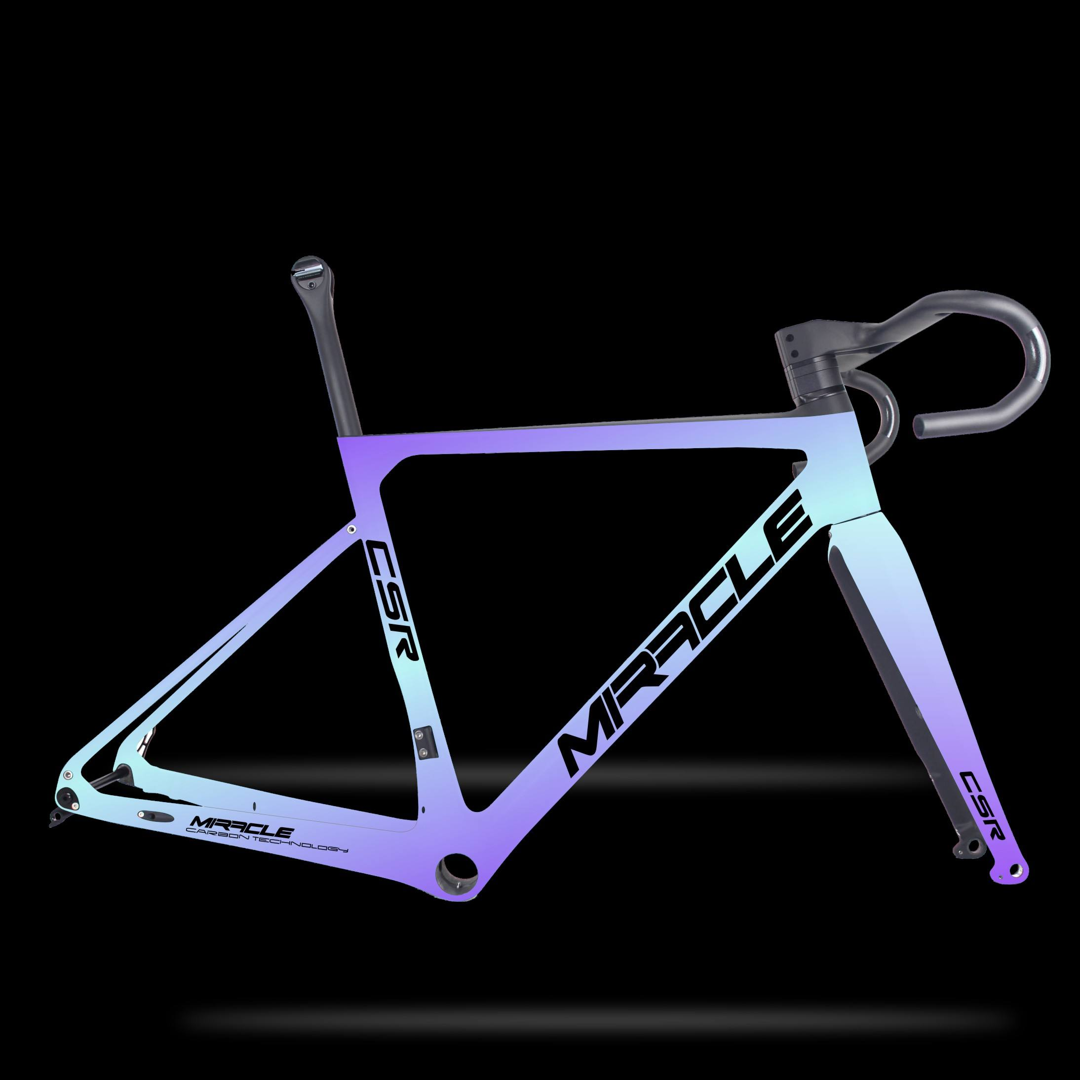 2020 Hottest Gravel Bikes Frame Super Light T1000 Carbon Fiber,Flat mount Disc brake Carbon bicycle frame