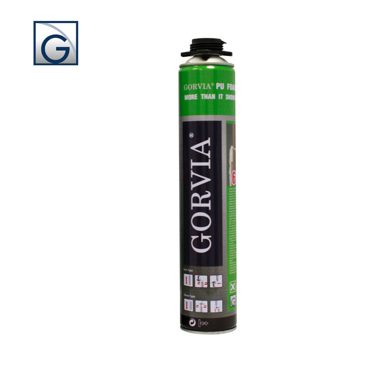Gorvia 750ml foam mega expansion 65L PU