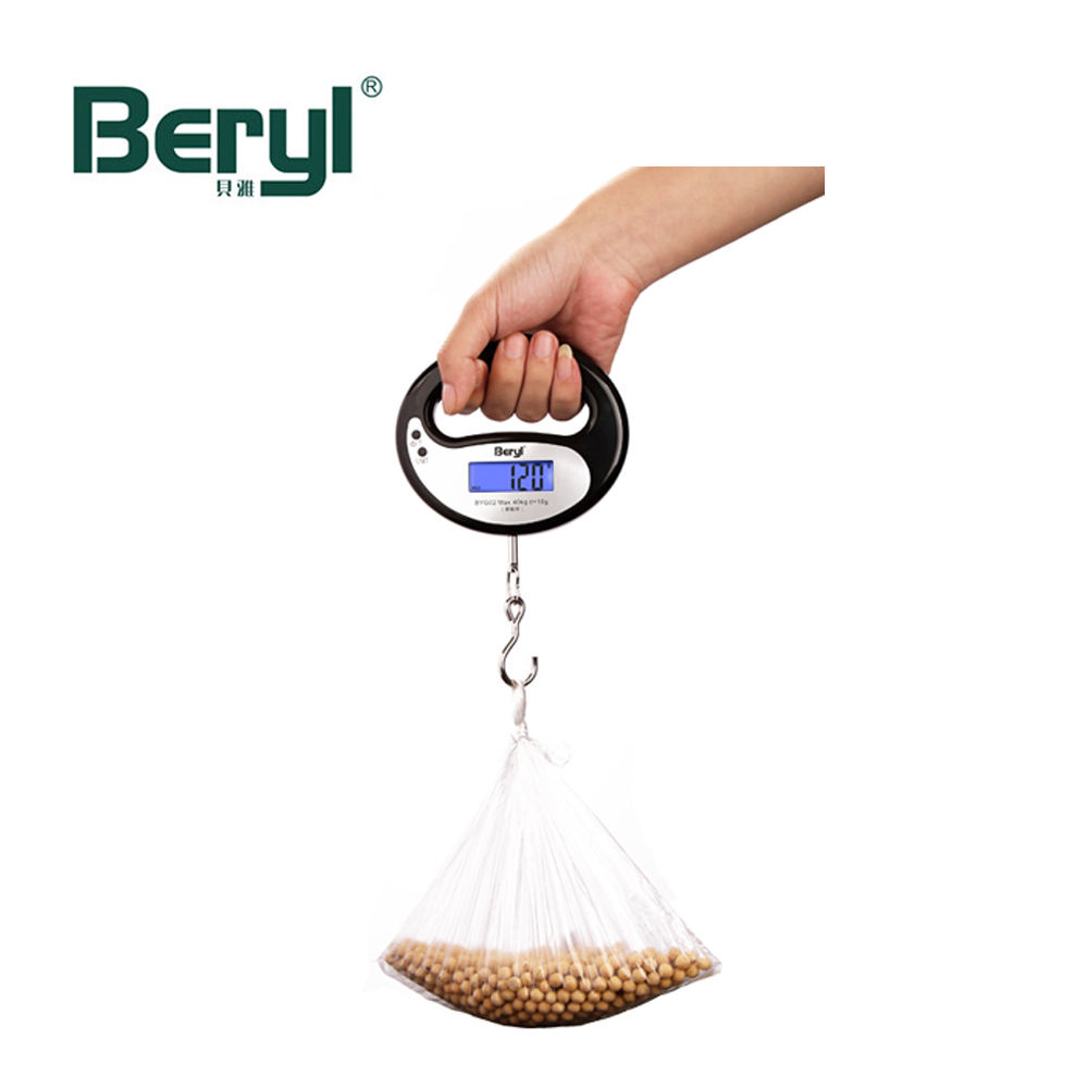 Promotion Digital Hanging Luggage Scale Portable Travel Luggage Scales