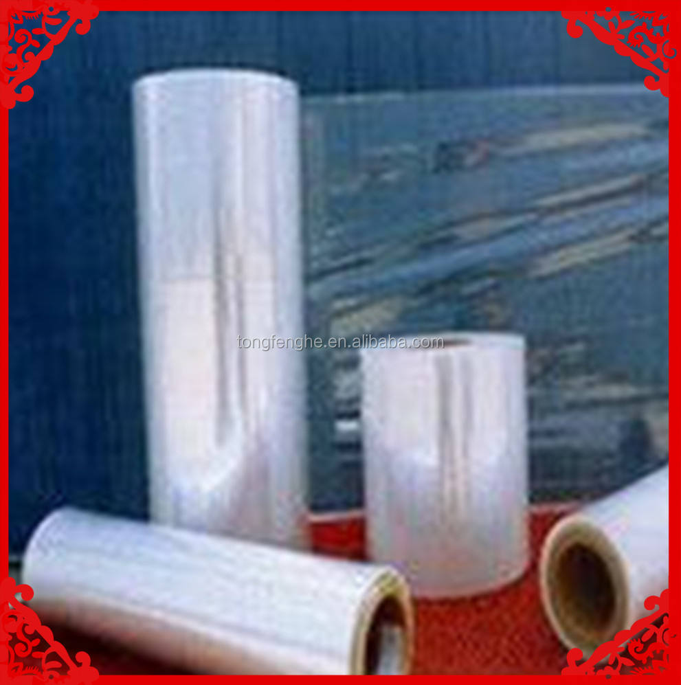 Export To Chile 17mic LLDPE Clear Strech Film Manual