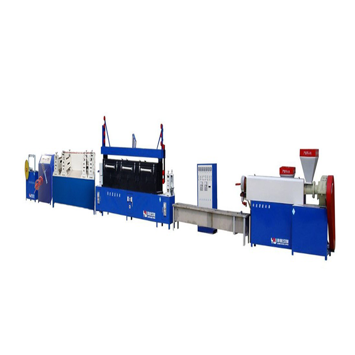 Union pp strap band extrusion line single screw plastic extruder