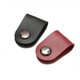 Fashion Leather Cable Tidy Cord winder Headphone Wrap for Earphone
