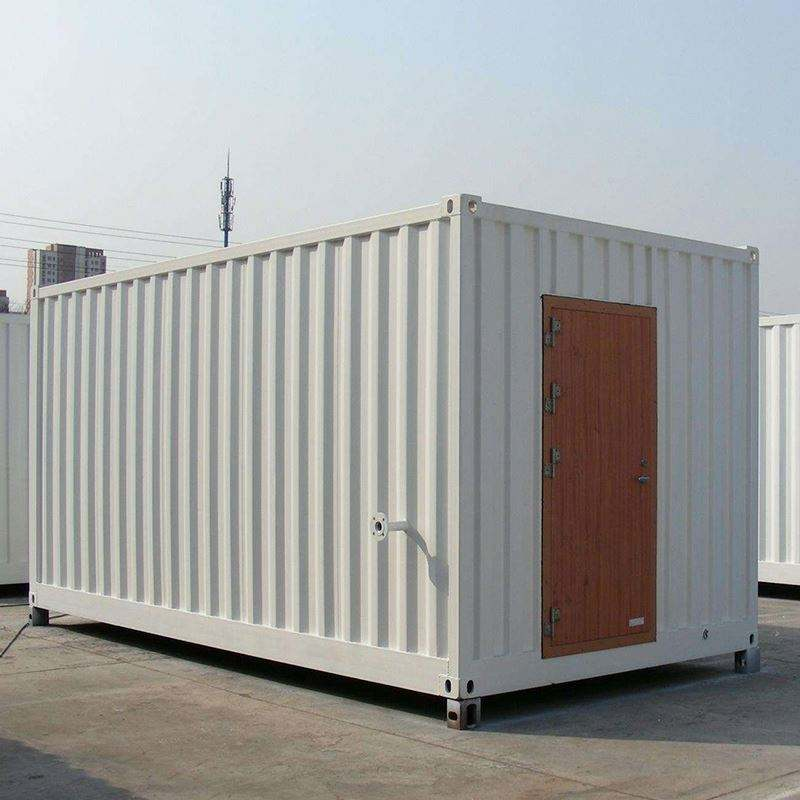 Best Selling 20ft High Cube Foldable Container House With 3 Bedroom